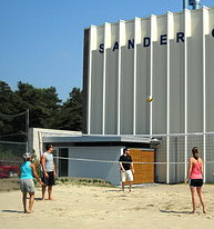 Beach Volleyball at SGL